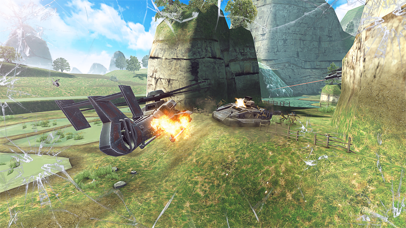 Massive Warfare: war machines screenshot 6