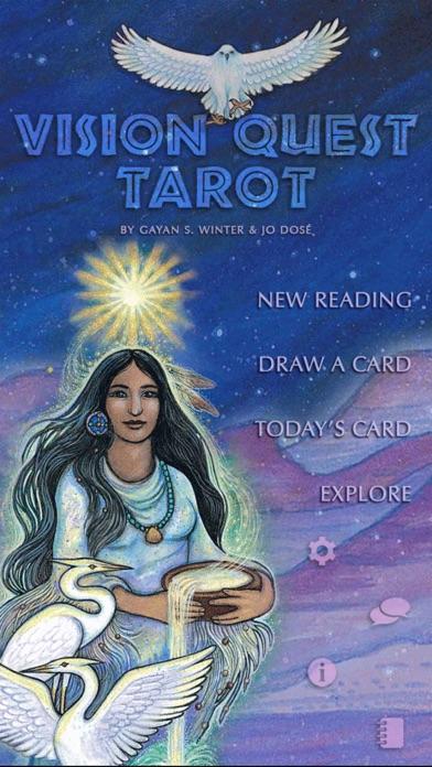 Vision Quest Tarotのおすすめ画像1