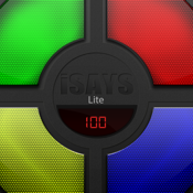 iSays Free - Simon Says Classic Color Switch Memory Game icon