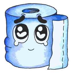 Mr. Toilet Paper