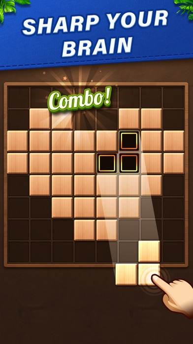 Fill Wooden Block Puzzle 8x8 for windows pc