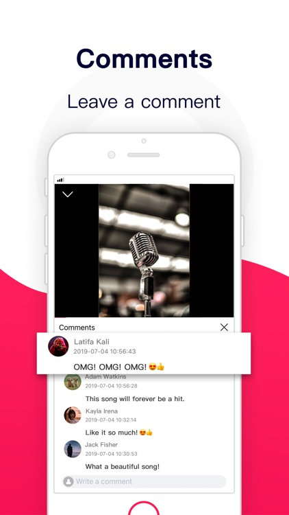Offline Music Cloud Pop Player screenshot-5