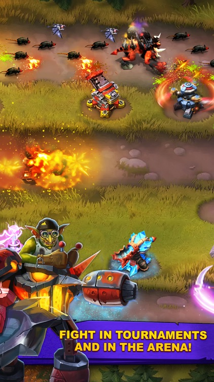 Goblin Defenders 2:Guns&Heroes screenshot-1