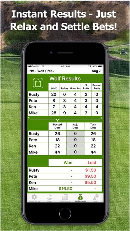Wolf Plus screenshot-5