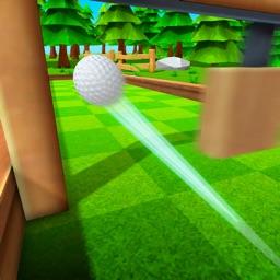 Putting Golf King