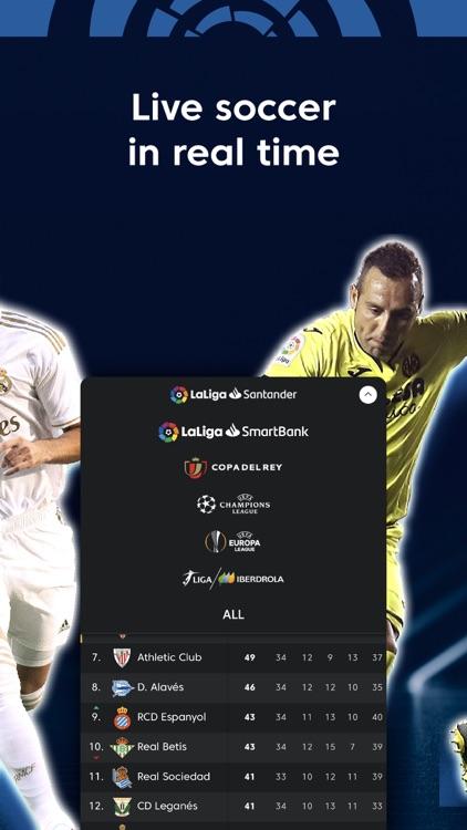 La Liga - Official Soccer App screenshot-4
