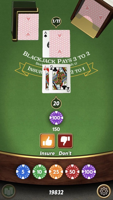Blackjack    screenshot 4