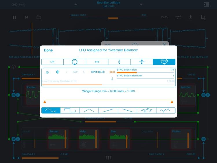 Moebius Lab screenshot-4