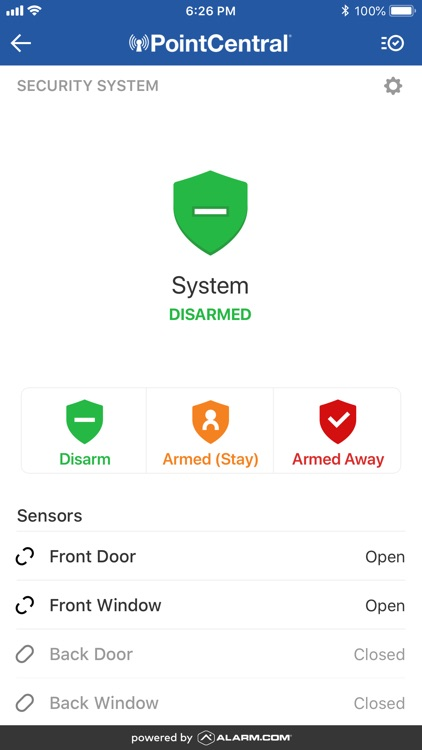 PointCentral Home Automation screenshot-5