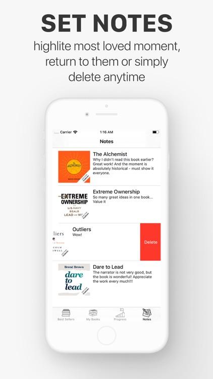 CityBooks — audio and e-books screenshot-4