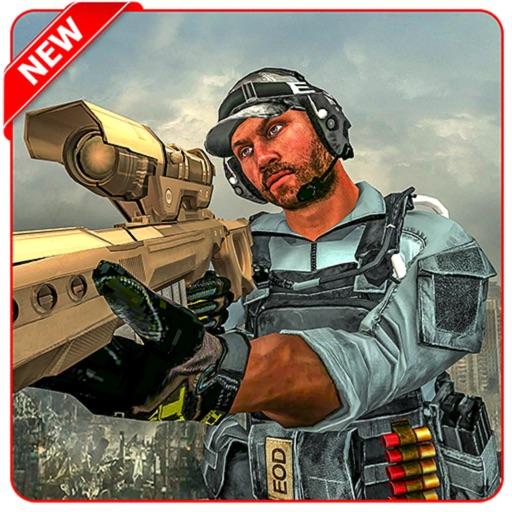 Sniper Assassin Gun Shooter 3D