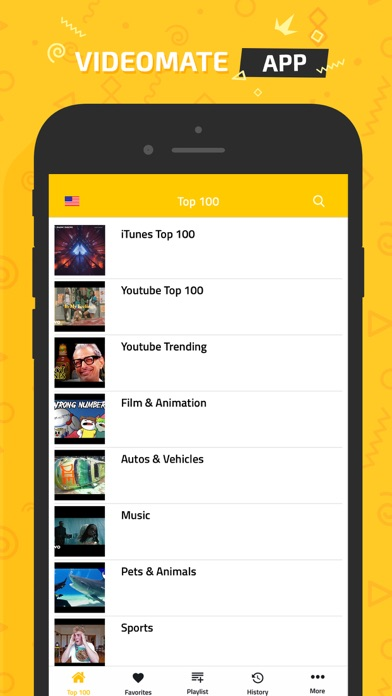 Video Mate – Top Music Videos 1