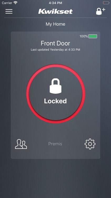 Kwikset Premis Smart Lock