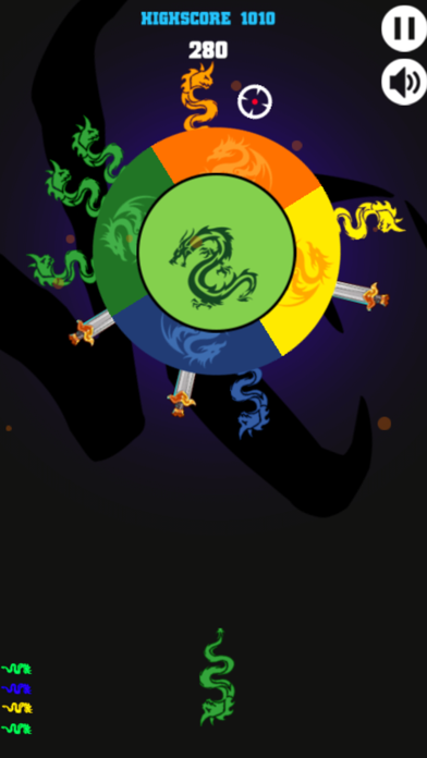 Darts: Dragon screenshot #5