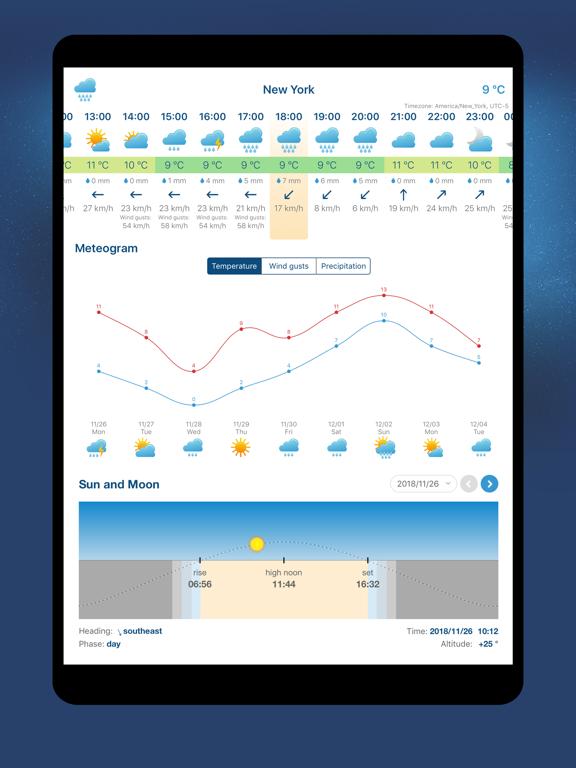 Ventusky: 天気予報のおすすめ画像9