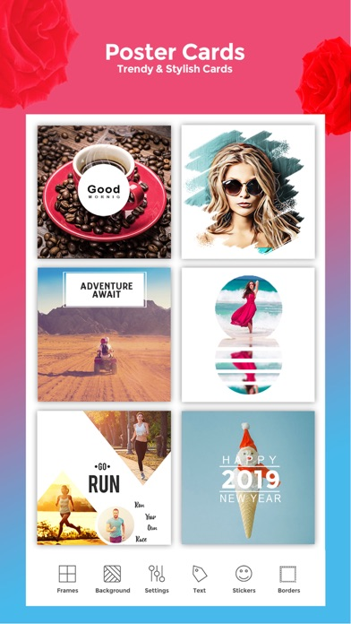 Frames - Picture Collage Maker for Windows