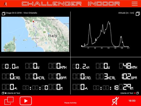 Challenger Indoor screenshot 4