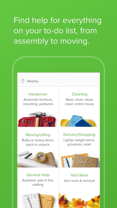 TaskRabbit - Handyman & More - Revenue & Download estimates - Apple
