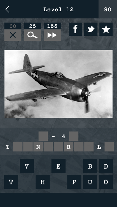 Guess the Military Aircraft screenshot two