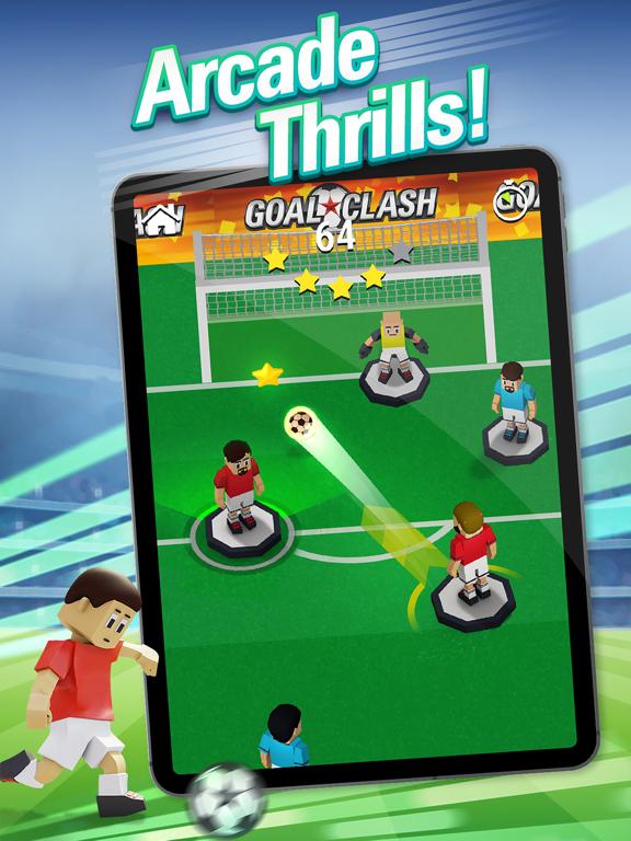 Goal Clash: Epic Soccer Game screenshot 9