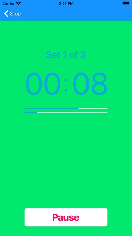 Simple Interval Timer screenshot-3
