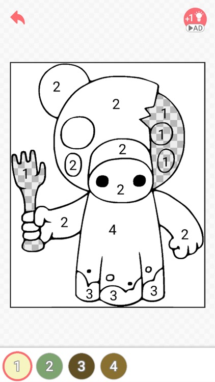 Draw Piggy Coloring Book !