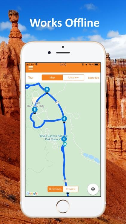 Bryce Canyon Audio Tour Guide screenshot-3