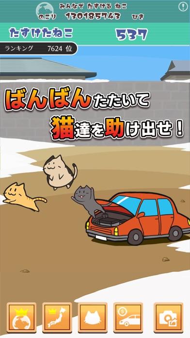 最新スマホゲームの猫ばんばんが配信開始!