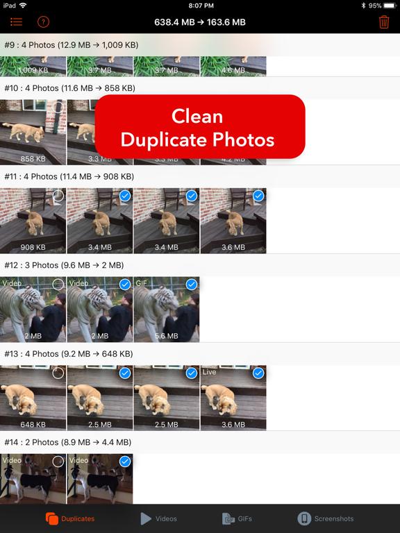 Pic Cleaner - Duplicate Fixer Screenshots