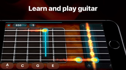 Guitar - real games & lessons screenshot one