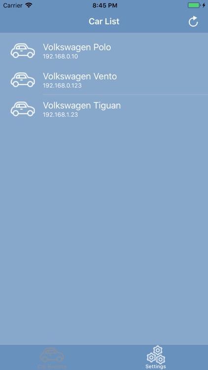 Car Remote OBD for Volkswagen