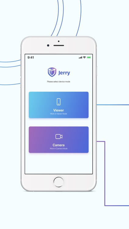 Jerry Home Security Camera