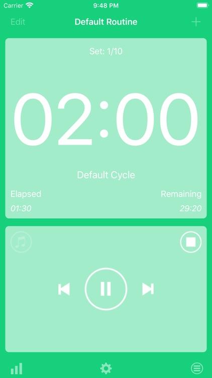 HIIT Interval Timer screenshot-4