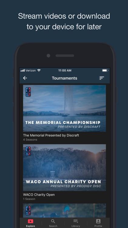 Disc Golf Network screenshot-3