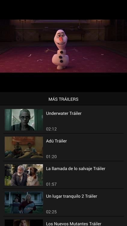SensaCine - Cine y Series screenshot-4