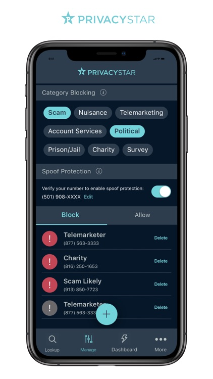 PrivacyStar screenshot-3