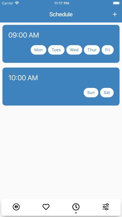 Motivational Quotes App. screenshot-5