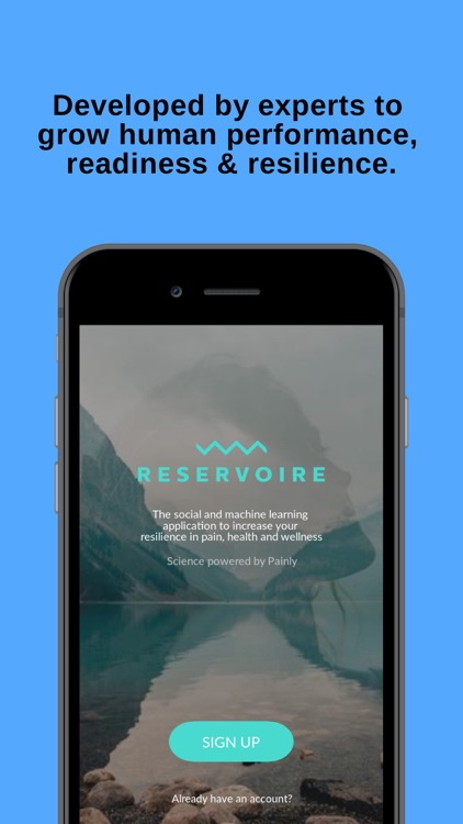 Reservoire – Build Resilience screenshot-4
