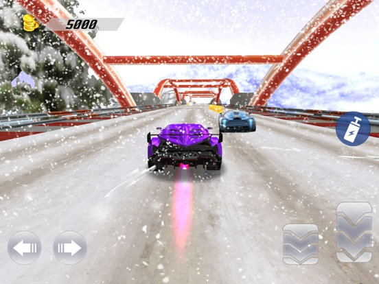 Extreme Snow Car Winter Drive screenshot 10