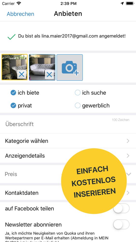 quoka app
