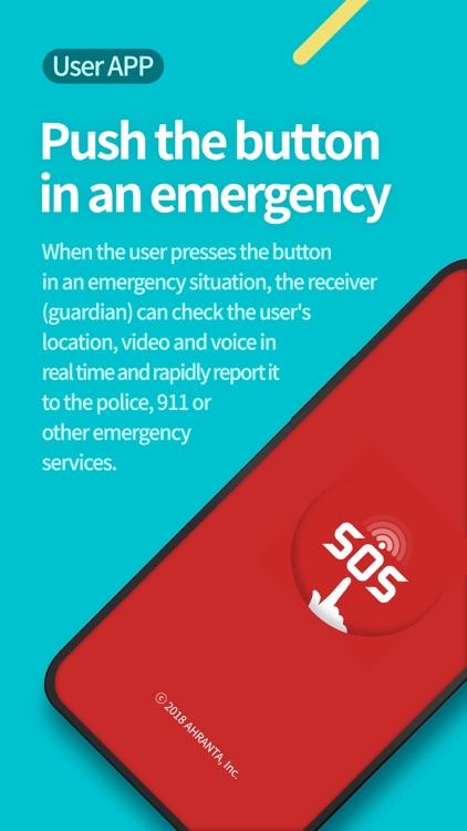 Smart Emergency Alarm-User
