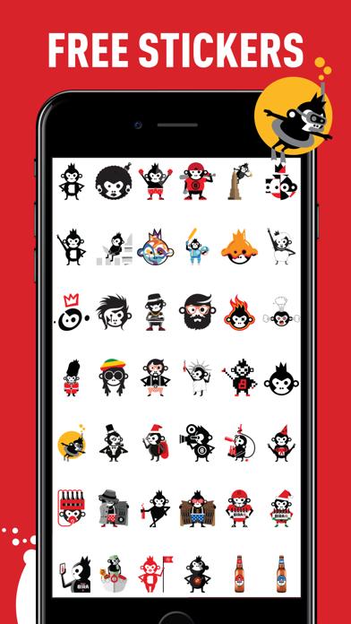 Bira91 Stickers screenshot 2