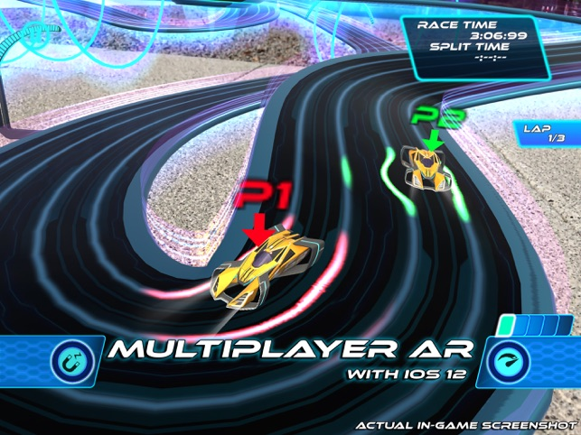 ‎Lightstream Racer Screenshot