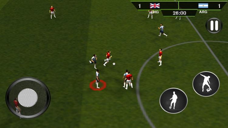 Ultimate Soccer Strike 2019 screenshot-5