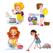 Housework Stickers