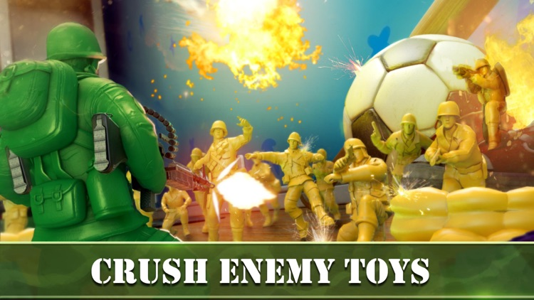 Army Men Strike: Toy Soldiers screenshot-0