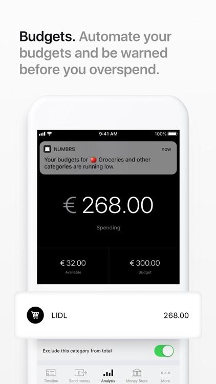 Numbrs – Mobile Banking screenshot-5