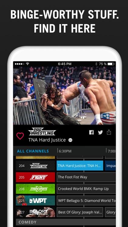 Pluto TV - Live TV and Movies screenshot-4