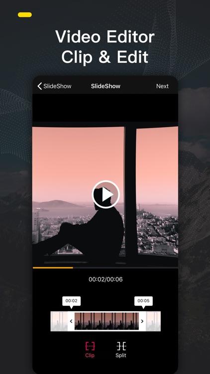 Slideshow Maker for lomotif screenshot-3