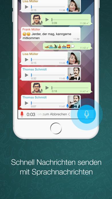messages.download WhatsApp Messenger software